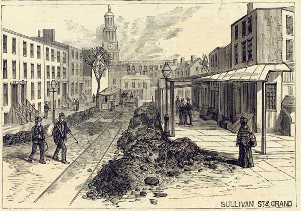 Sullivan St. and Grand